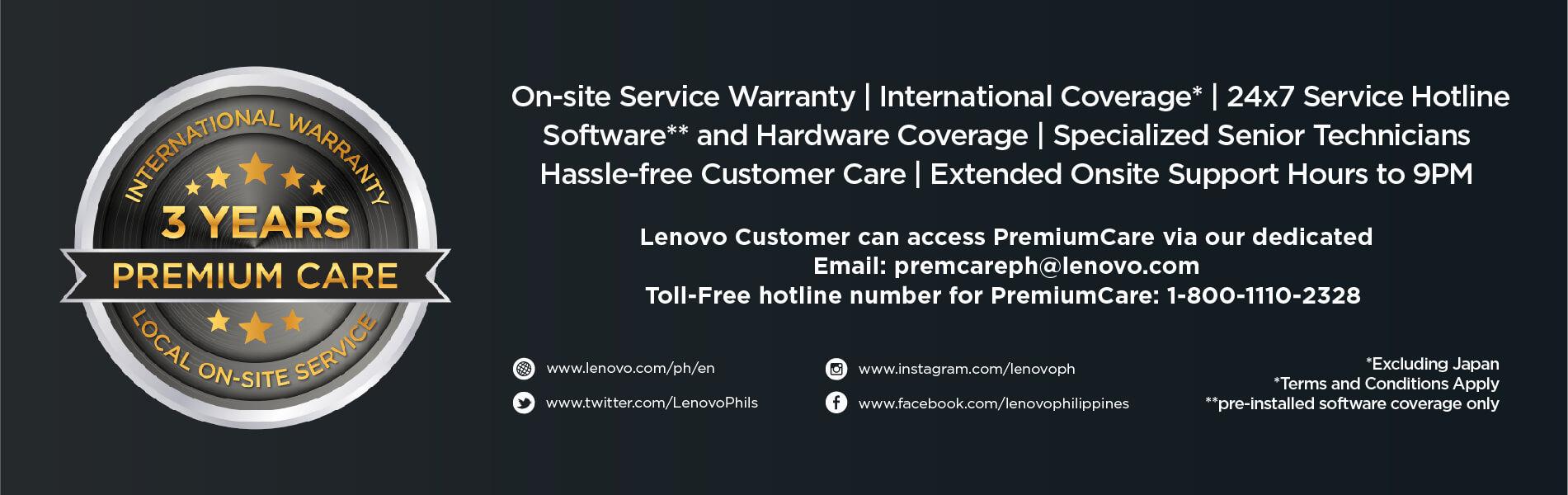 Legion Premium Care