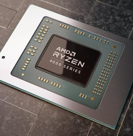 Los nuevos miembros de la familia: procesadores AMD Ryzen serie 4000