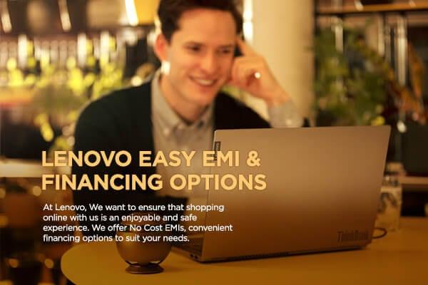 Lenovo payment and finacing options