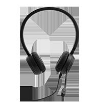Lenovo Pro ステレオ VoIP ヘッドセット