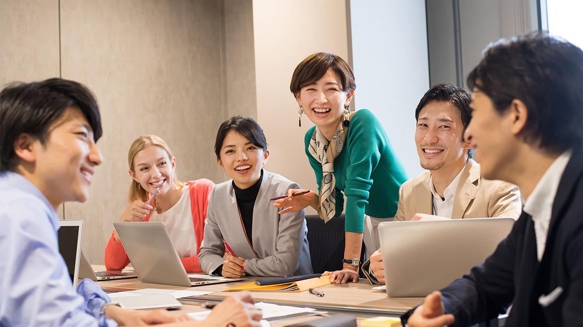 Japan WILL が推進するDiversity & Inclusion の取り組み