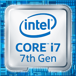 intel CORE i7 7th Gen