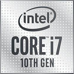 intel CORE i7 10th Gen