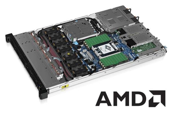AMD EPYC™ 7002 世代プロセッサー