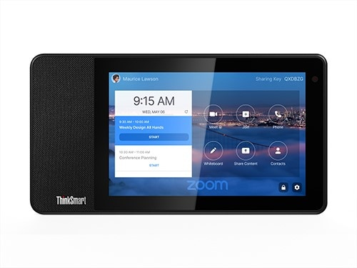 ThinkSmart View for Zoom