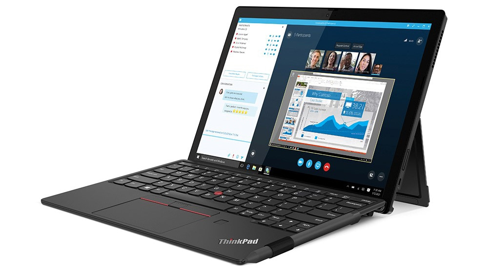 ThinkPad X12 Detachable