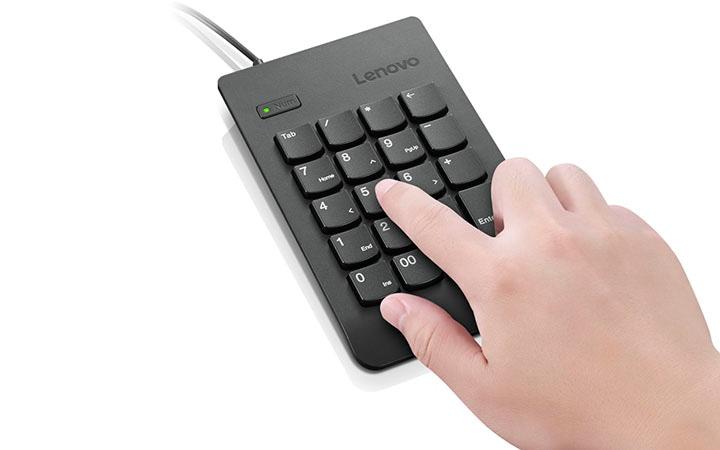 Lenovo USB数値キーパッド 2