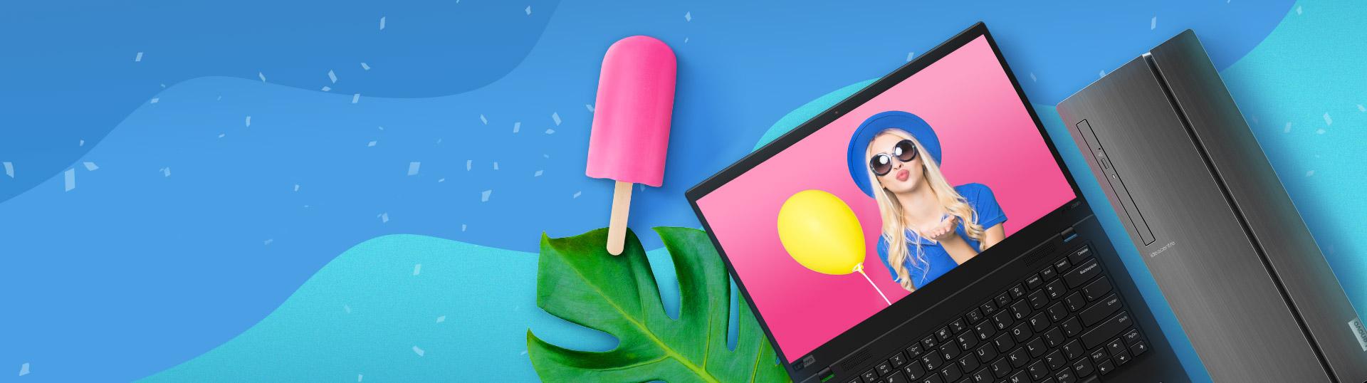 レノボ「夏の大感謝祭」 パソコンがセール中 8月27日まで