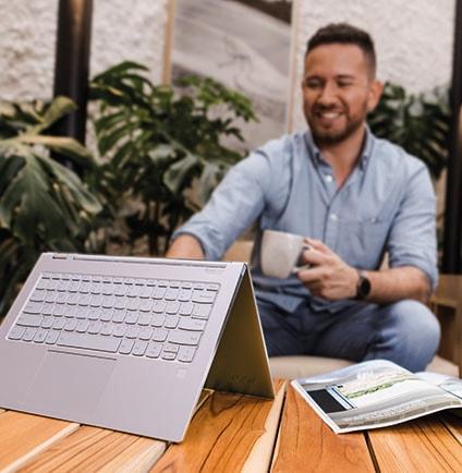 Dinos qué estilo de vida llevas y te diremos qué portátil Lenovo es para ti