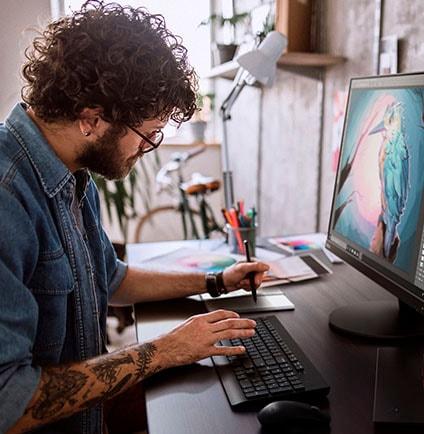 ¿Cómo tener un espacio ideal para el trabajo remoto?