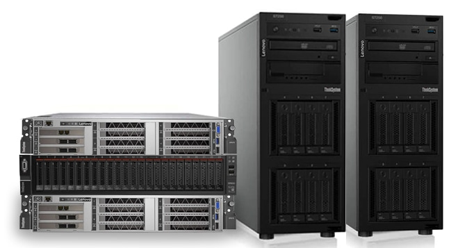 Small Business Entry-level Rack & Tower Servers
