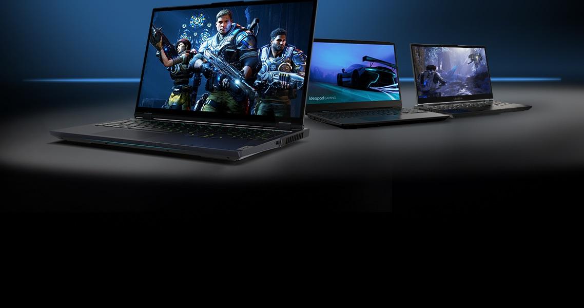 Intel Gaming PCs | Intel Gaming Laptops | Lenovo US