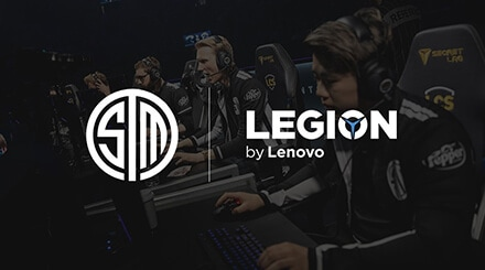Lenovo et Team SoloMid