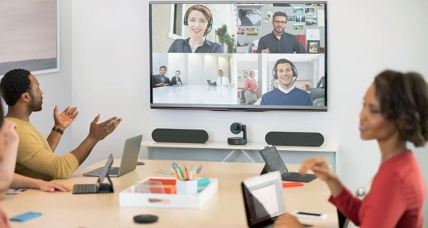 Webcams and Video Collaboration