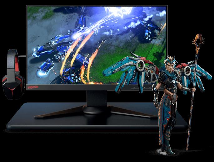 legion Y25f monitor
