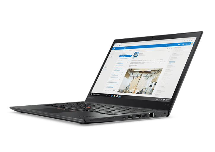 Thinkpad T470s Thin Light Business Laptop Lenovo Us