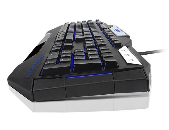 Игровая клавиатура Lenovo Legion K200 с подсветкой