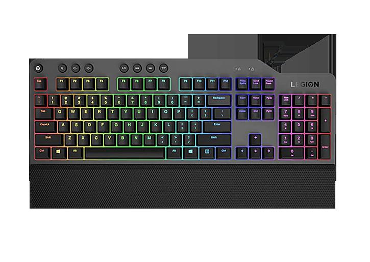 Механическая игровая клавиатура Legion K500 RGB Mechanical Gaming Keyboard