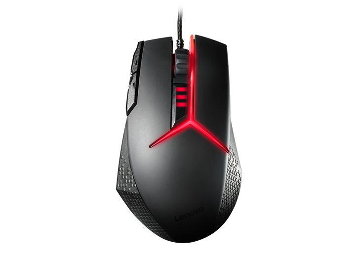 Лазерная мышь Lenovo Y