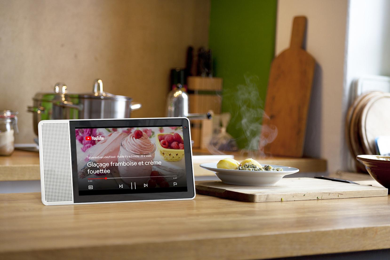 Votre télé dans la cuisine