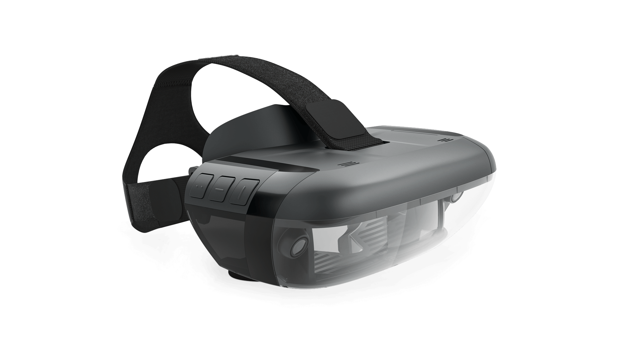 Mirage Headset Hero Floating