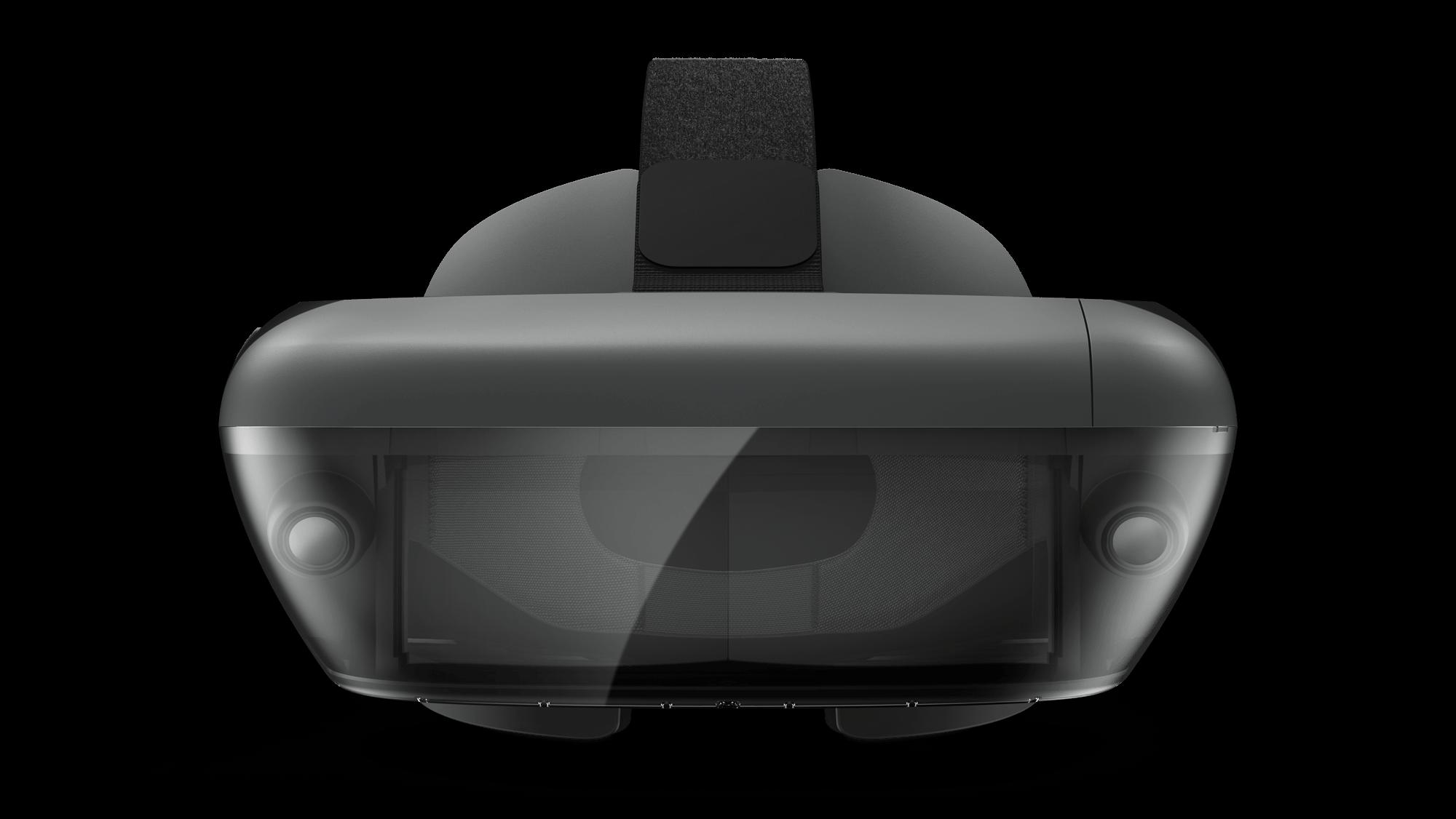 Mirage Headset Tour Front Forward Facing