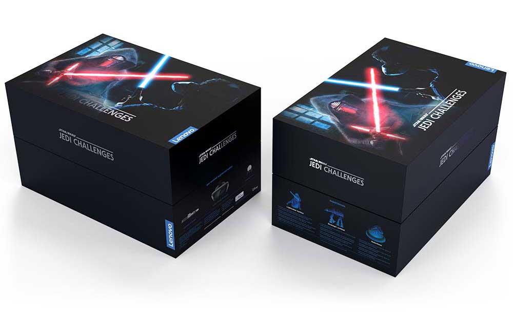 StarWars:Jedi Challenges