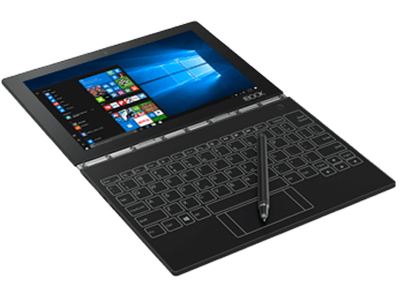 Lenovo Yoga Book met Windows