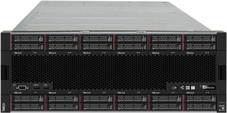 ThinkAgile SX Solution for SAP HANA