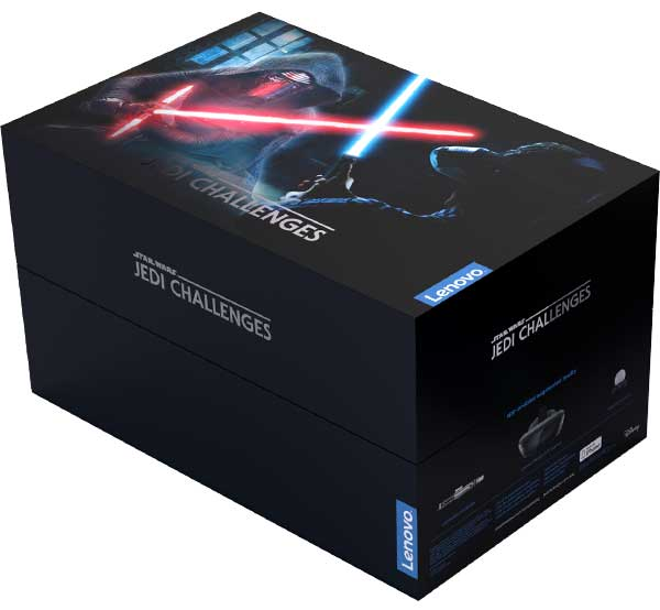 Lenovo - Star Wars : Jedi Challenges