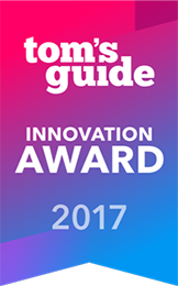 Lenovos Jedi Challenges, vinner av Tom's Guide Innovation Award