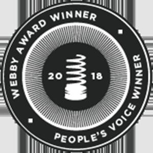 Les défis Jedi de Lenovo ont été reconnus avec le prix Webby et le people's Voice Award en 2018