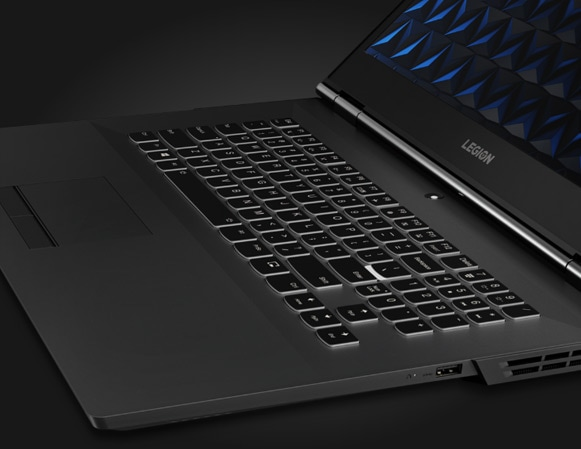 Lenovo Legion Y530 gaming laptop πληκτρολόγιο