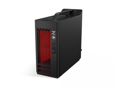 Lenovo Legion T530 tower, захранвана от AMD