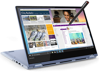 Lenovo serie Yoga 500