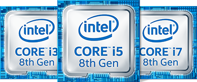 Core i9 8th Gen