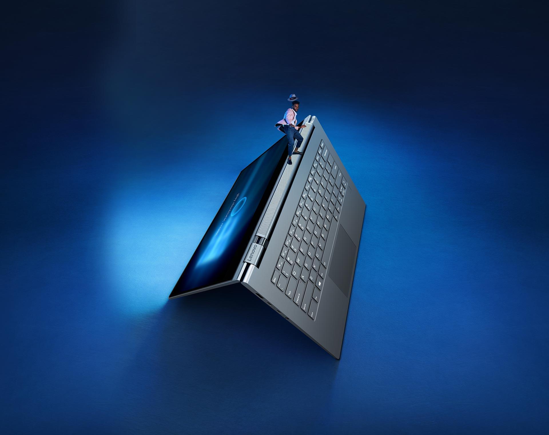 Пристрої-трансформери Lenovo