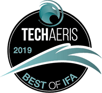 TechAeris 2019 Best of IFA award