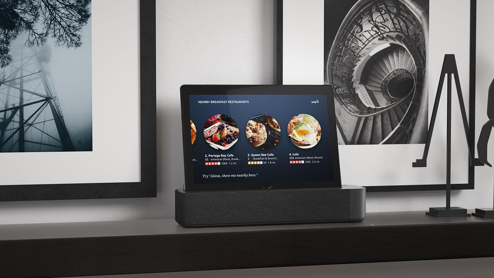 Smart Tab Lenovo