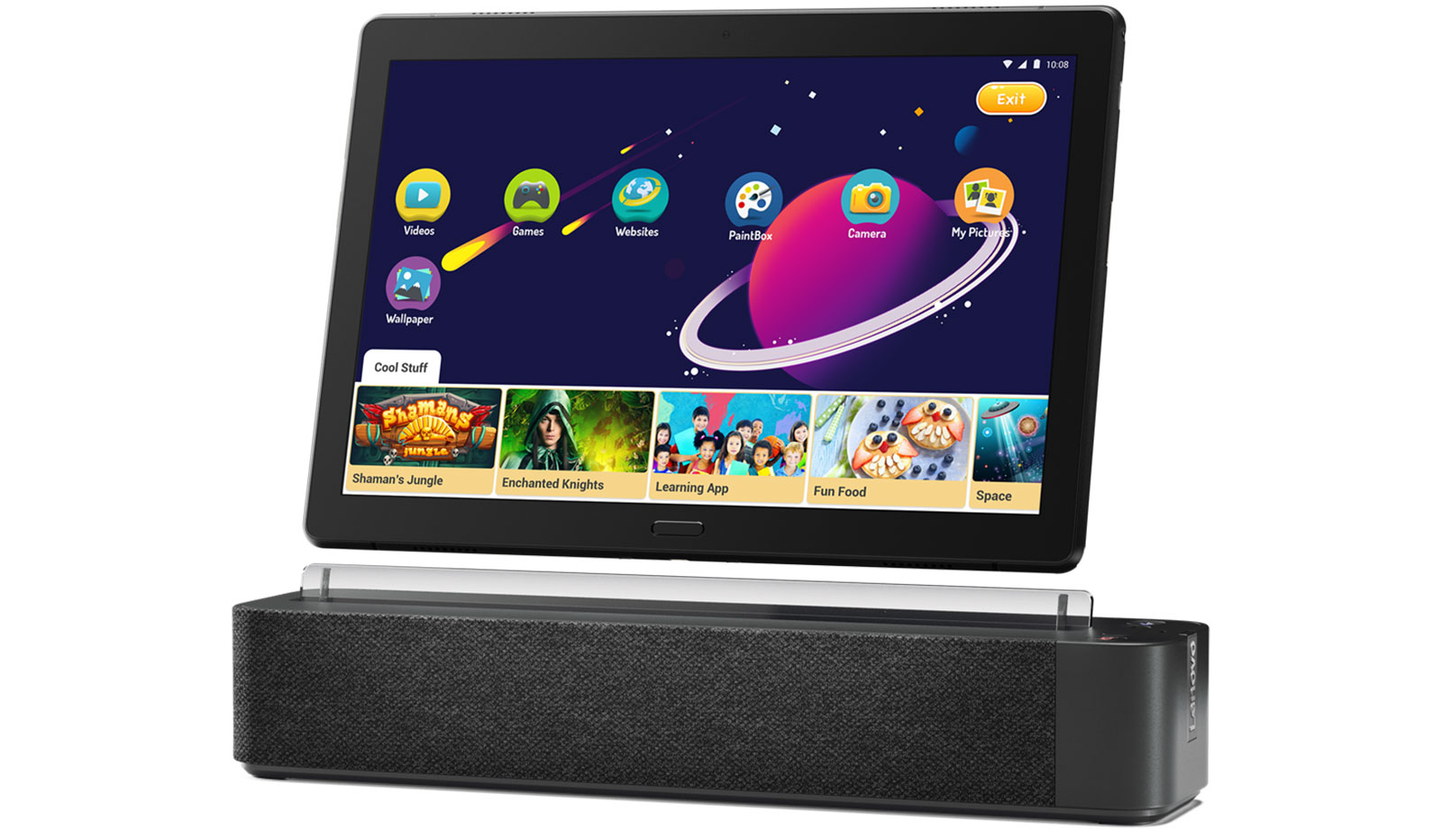 Lenovo Smart Tab and Smart Dock