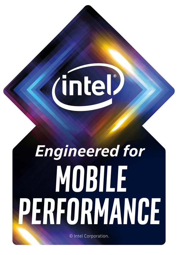 Intel i5i7 Performance Badge