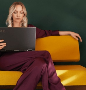Lenogo Yoga laptops