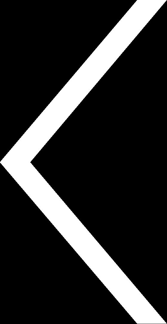 Tanda panah latar ke kiri