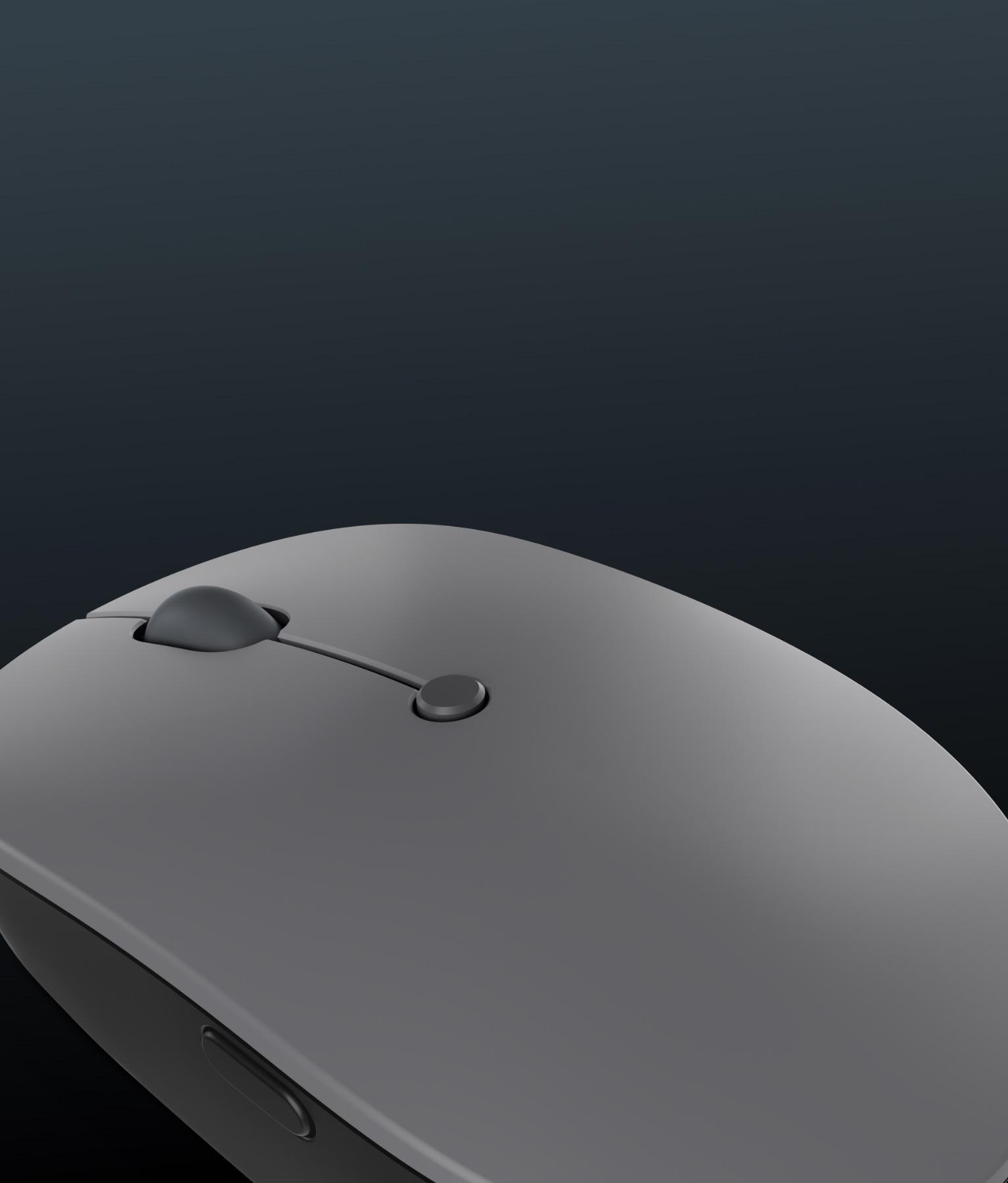Souris sans fil USB-C Lenovo Go