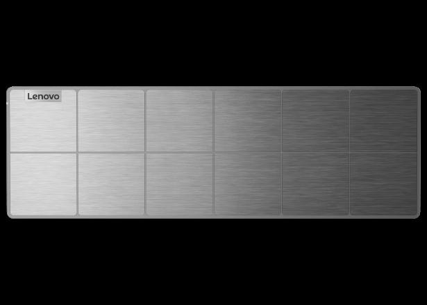 Комплект для беспроводной зарядки Lenovo Go с интерфейсом USB Type-C: вид спереди