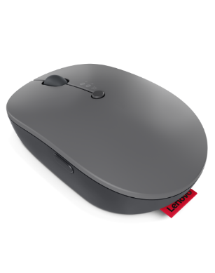 Lenovo Go Wireless Multi–Device Mouse Front View