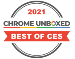 Chrome Unboxed Favorite tech award ThinkReality A3 won for CES 2021