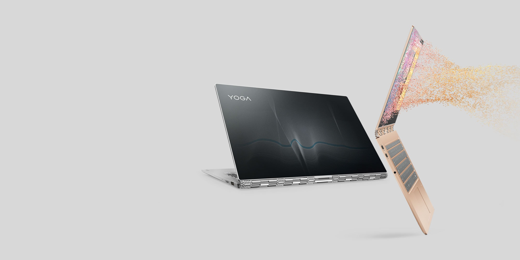 YOGA 920, YOGA 920 Glass