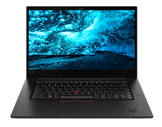 ThinkPad X1 Extreme Gen 2 Front View