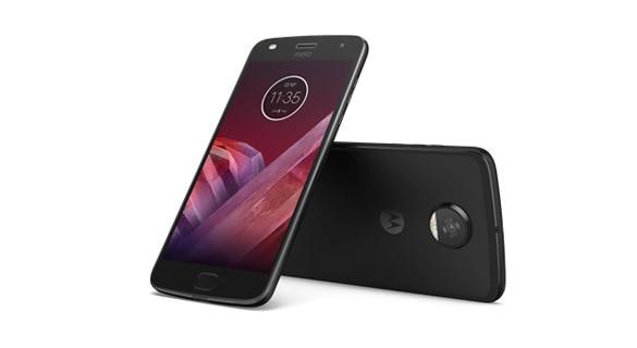 smartphone Moto z2 force